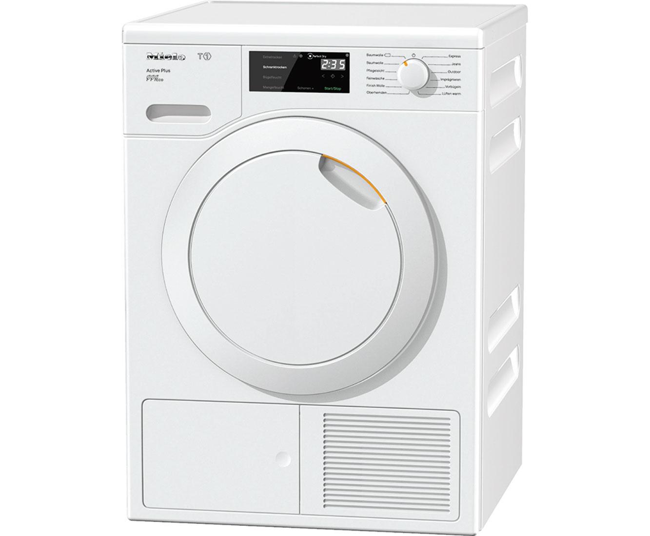 Miele TCE520 WP Wärmepumpentrockner - Weiß   Bad > Waschmaschinen und Trockner   Weiß   Miele