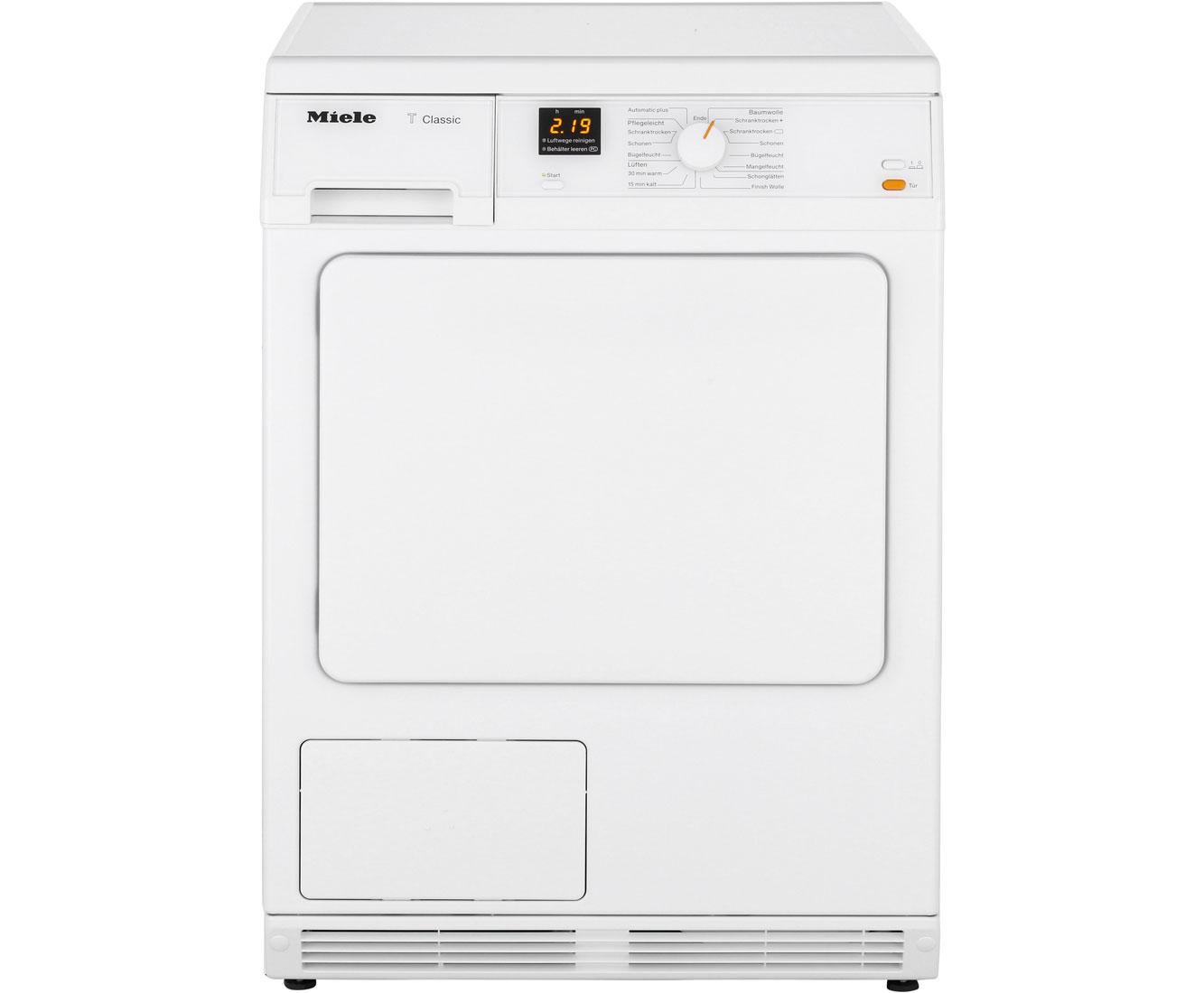 TDA 150 C Kondenstrockner - Weiss