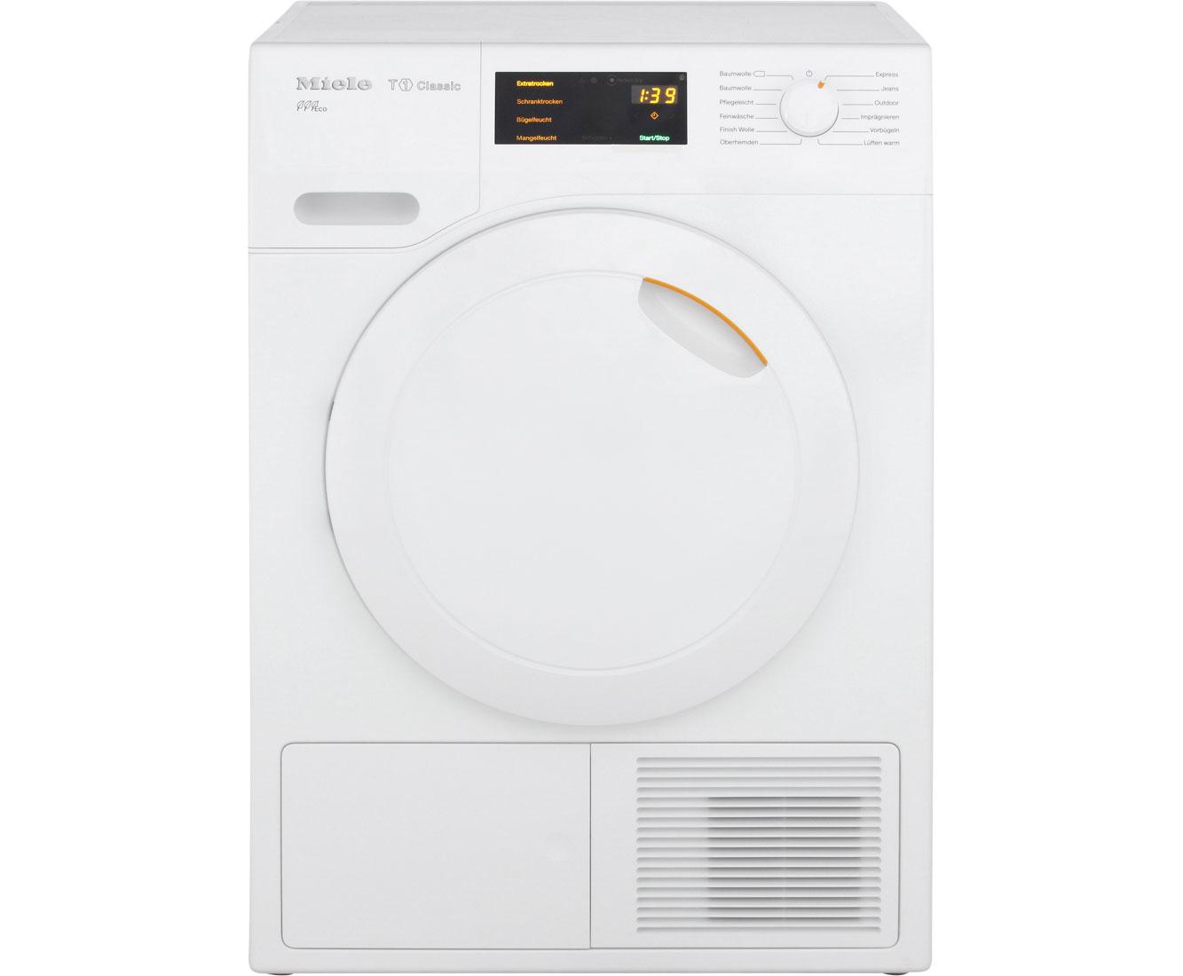 Miele TDB 630 WP Wärmepumpentrockner - Weiß | Bad > Waschmaschinen und Trockner > Wärmepumpentrockner | Weiß | Miele