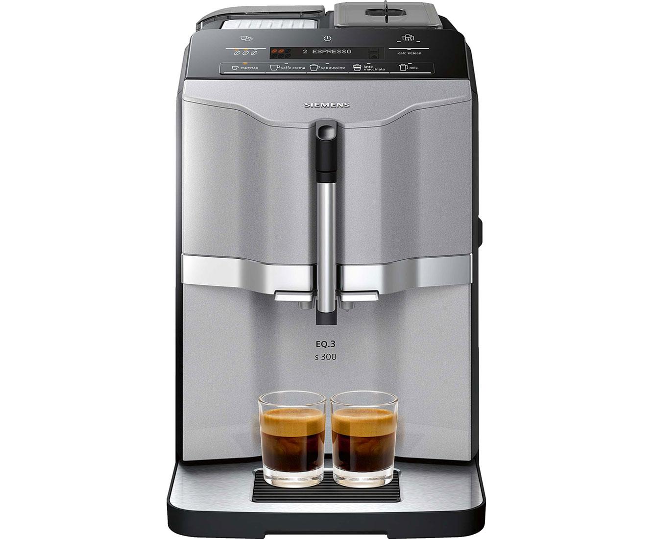 EQ.3 TI303503DE Kaffeemaschinen - Titan