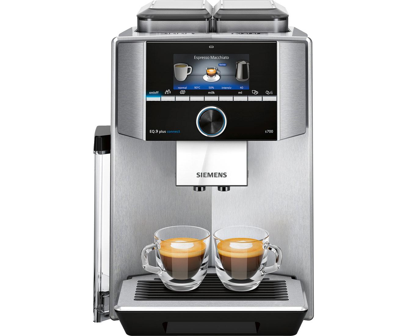 TI9575X1DE Kaffeemaschinen - Edelstahl