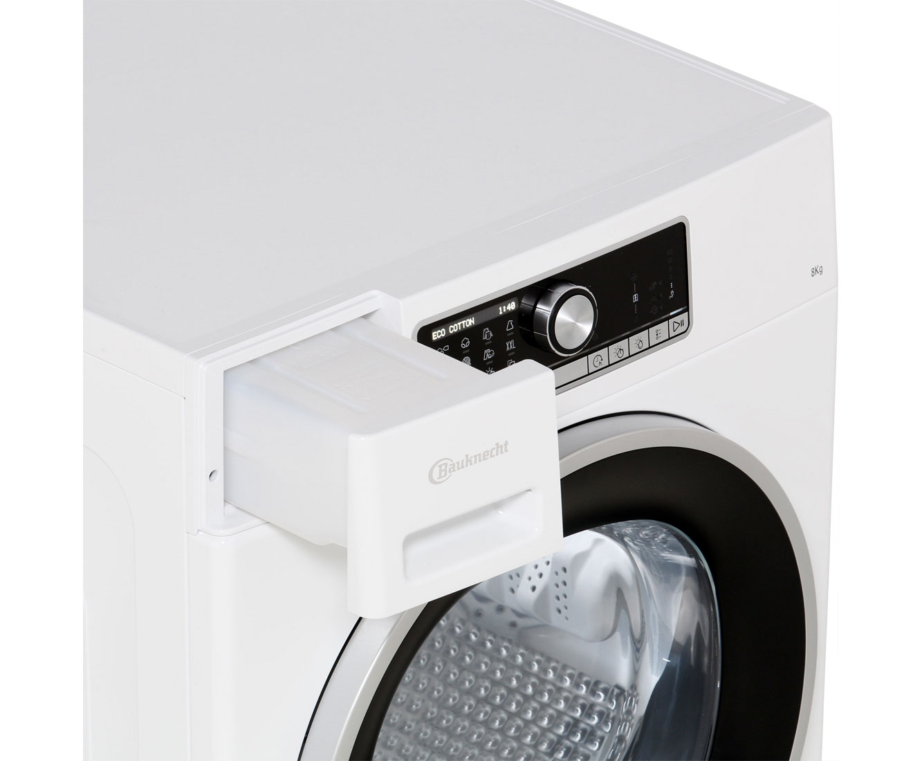 Bauknecht tk prime a bw premiumcare wärmepumpentrockner