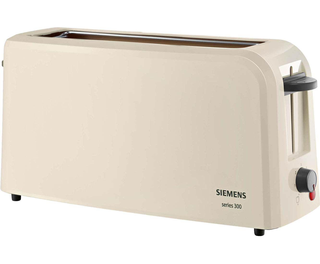 Siemens TT3A0007 Toaster - Cremefarben