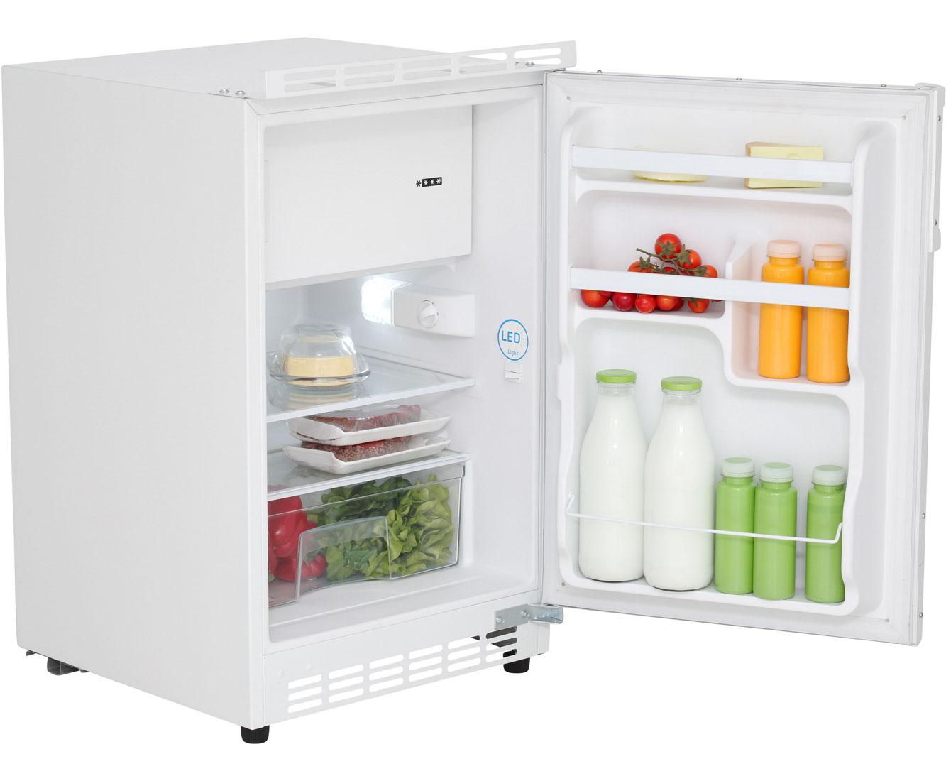 Amica Kühlschrank Mit Gefrierfach : Amica uks unterbau kühlschrank mit gefrierfach er nische