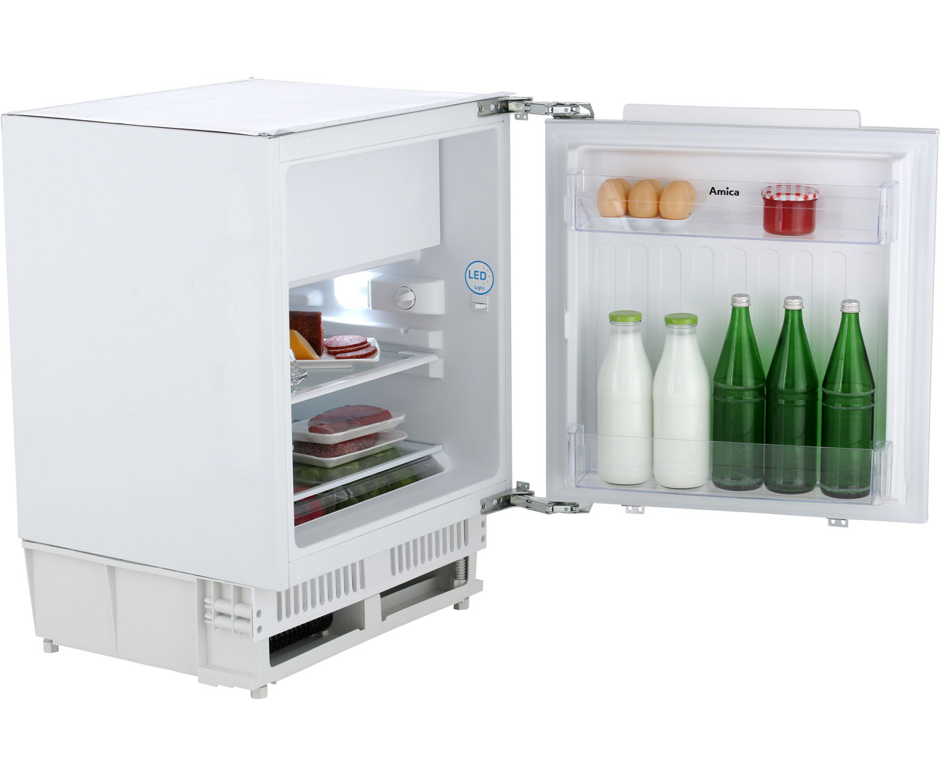Amica Uks16158 Kühlschrank : Amica kühlschrank uks a amica uks unterbau kühlschrank mit