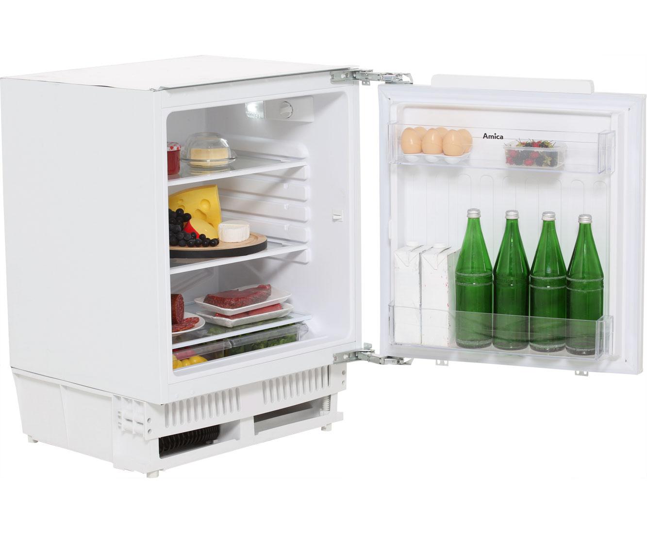 Amica UVKS16149 Kühlschränke - Weiß
