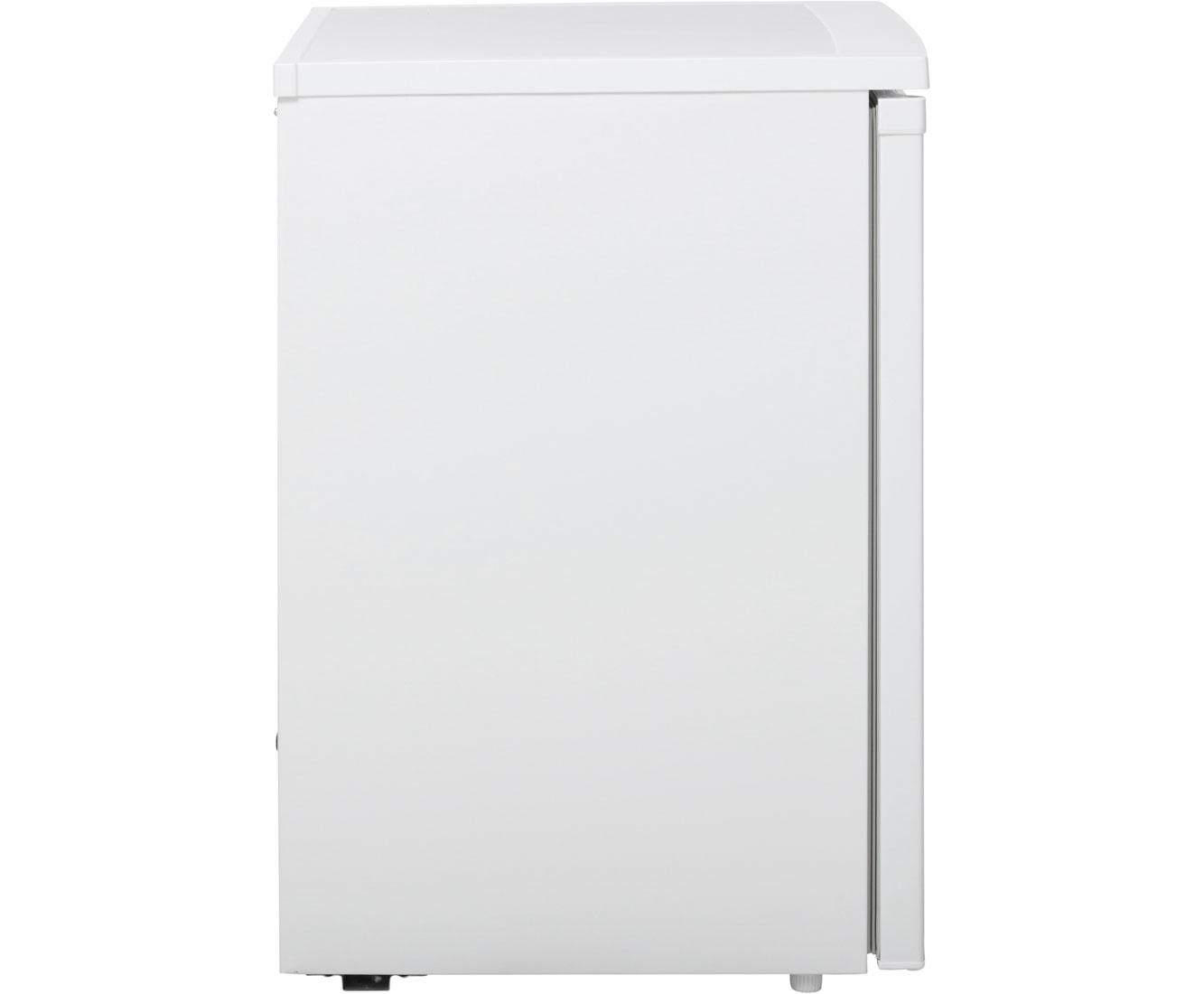 Retro Kühlschrank Bohmann : Bomann vs kühlschrank weiß a