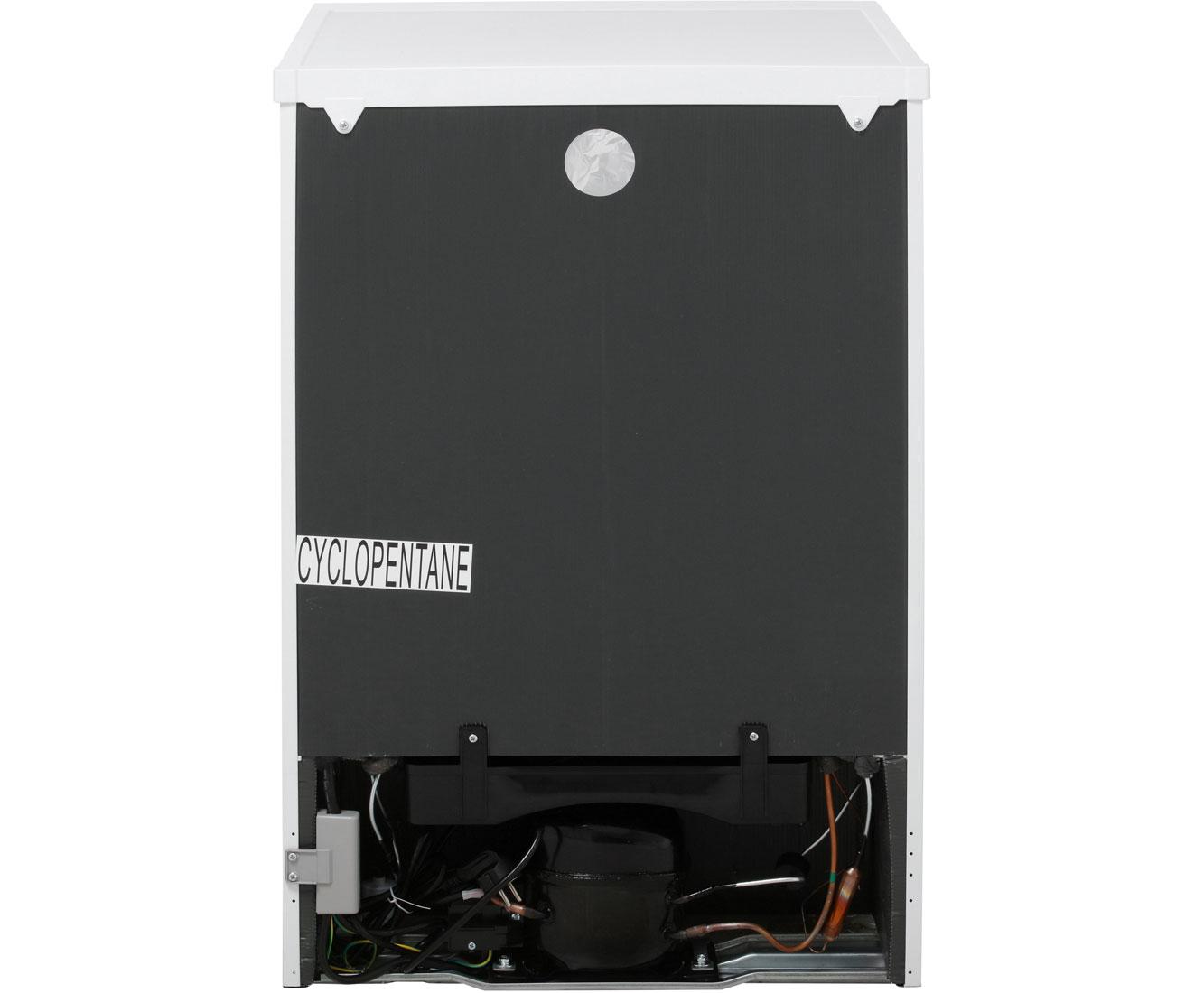Bomann Mini Kühlschrank Durchsichtig : Bomann vs kühlschrank weiß a
