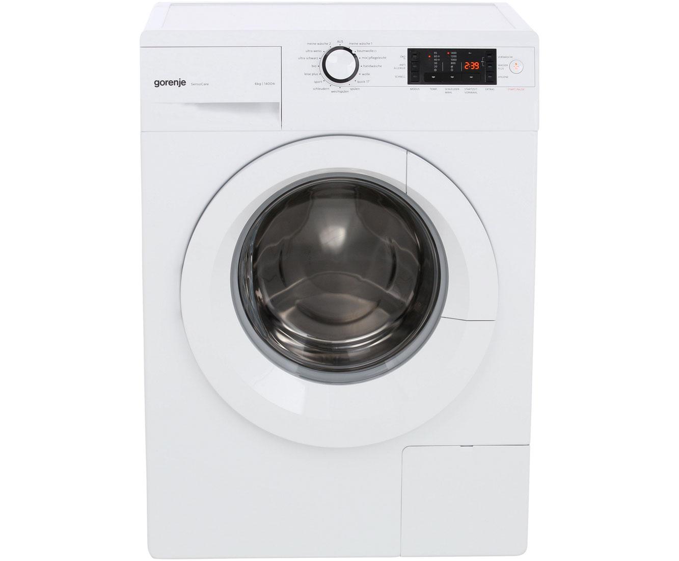 gorenje w 6543s waschmaschine freistehend weiss neu ebay. Black Bedroom Furniture Sets. Home Design Ideas