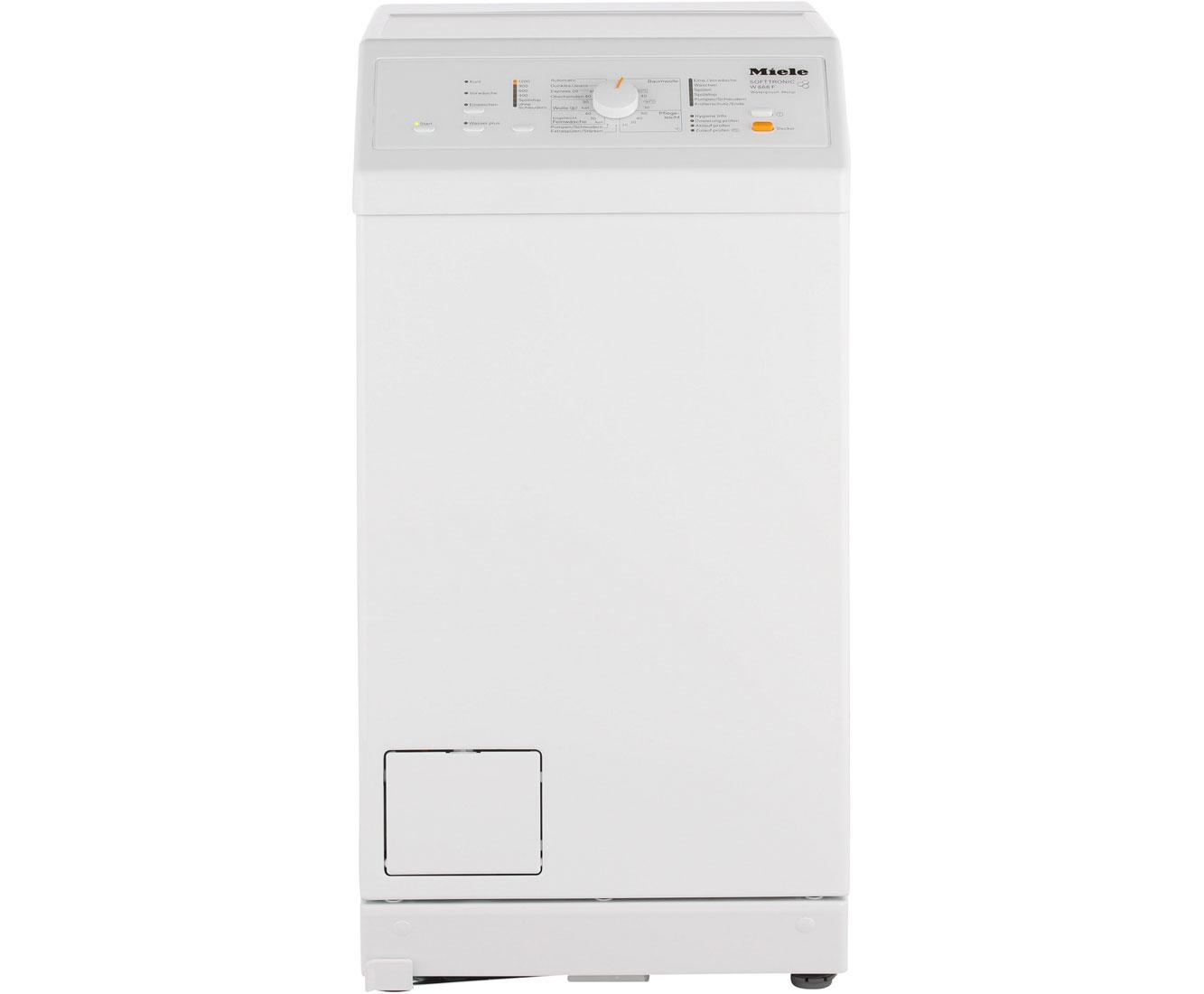W 668 F WPM Waschmaschinen - Weiss