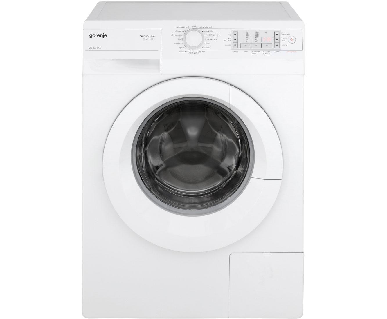 gorenje waschmaschinen preisvergleich die besten. Black Bedroom Furniture Sets. Home Design Ideas