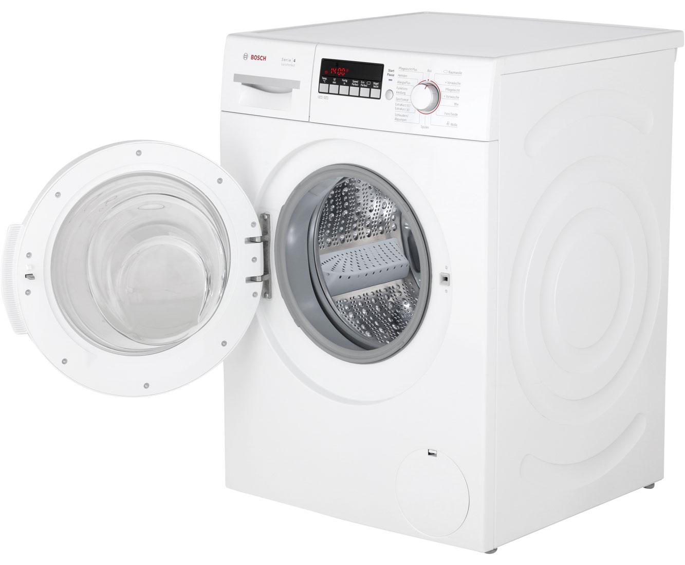 bosch wak28227 serie 4 waschmaschine freistehend weiss neu ebay. Black Bedroom Furniture Sets. Home Design Ideas