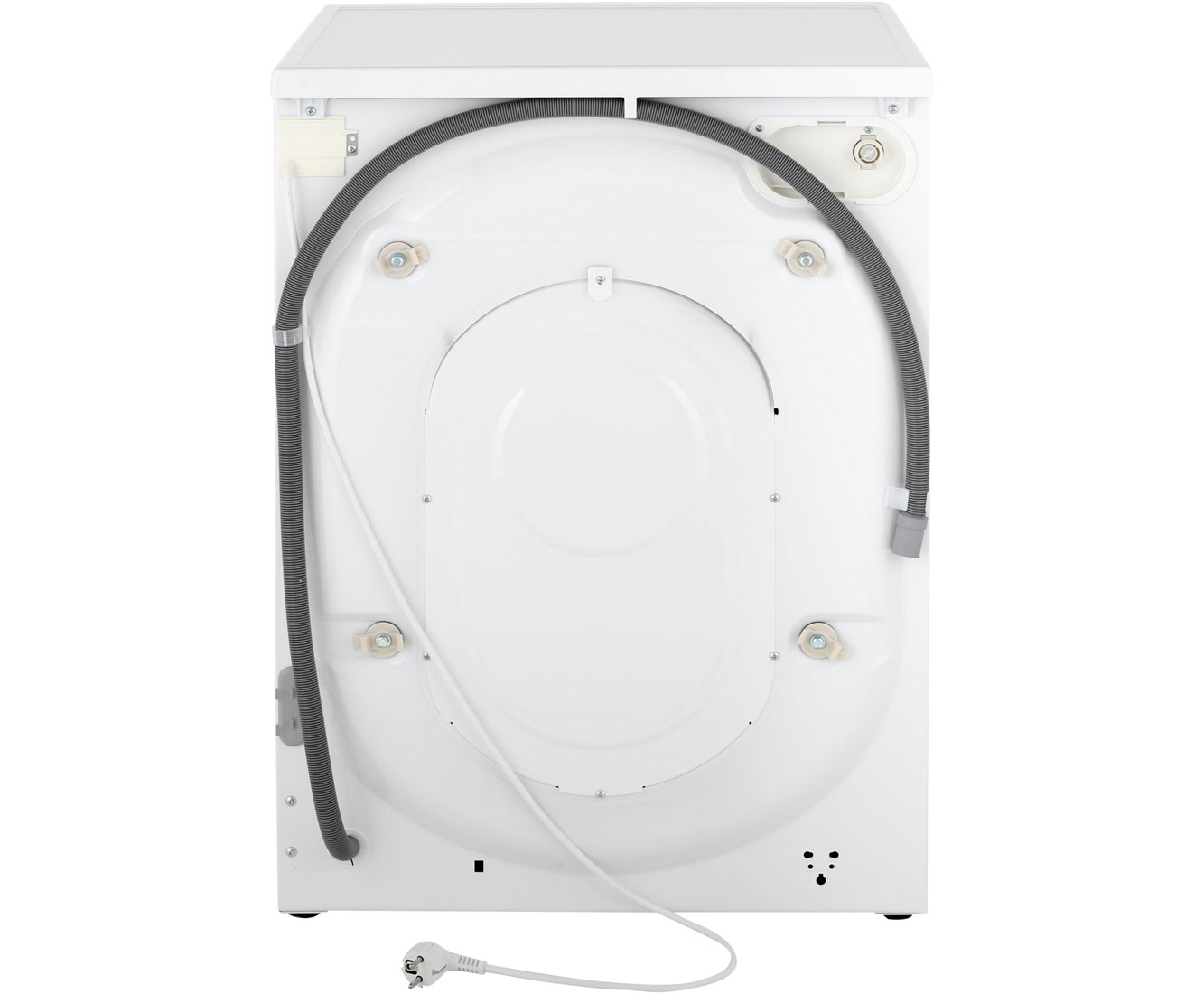BAUKNECHT WA SOFT 7F4  Waschmaschine 7 kg, 1400 U//Min., A+++
