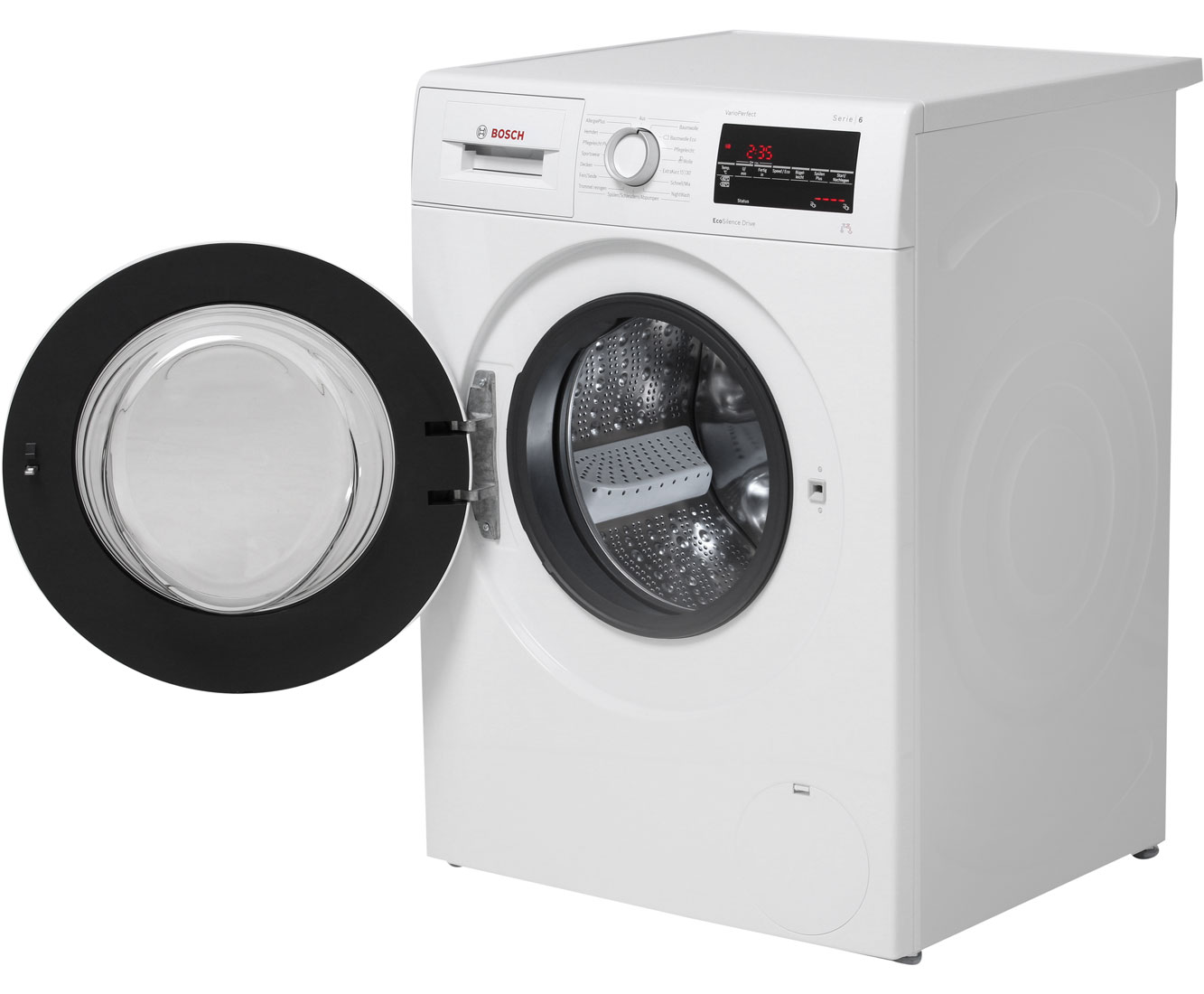 Waschmaschine Wäscht Kalt