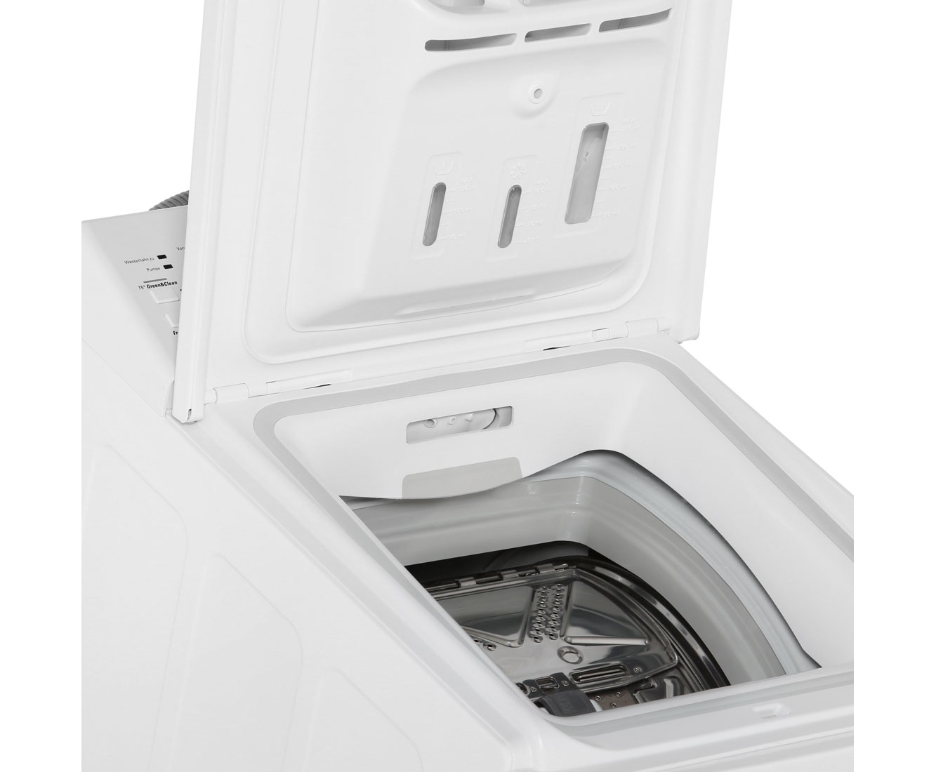 Bauknecht wat prime 652 di waschmaschine toplader 6 kg 1200 u min a