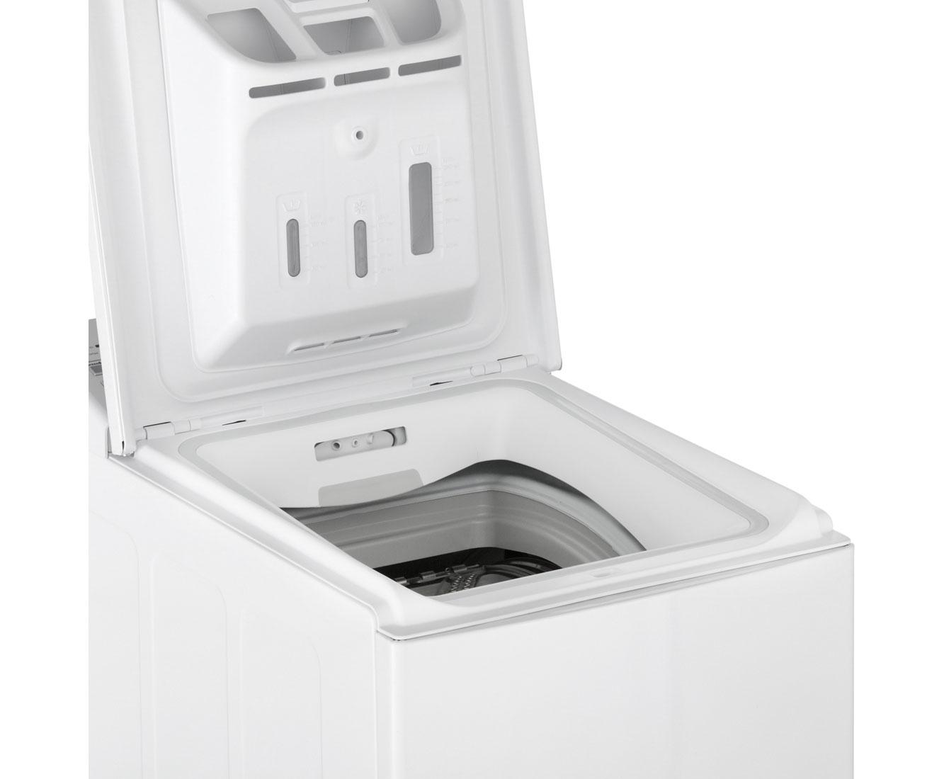Bauknecht wat prime 652 z waschmaschine toplader 6 kg 1200 u min a