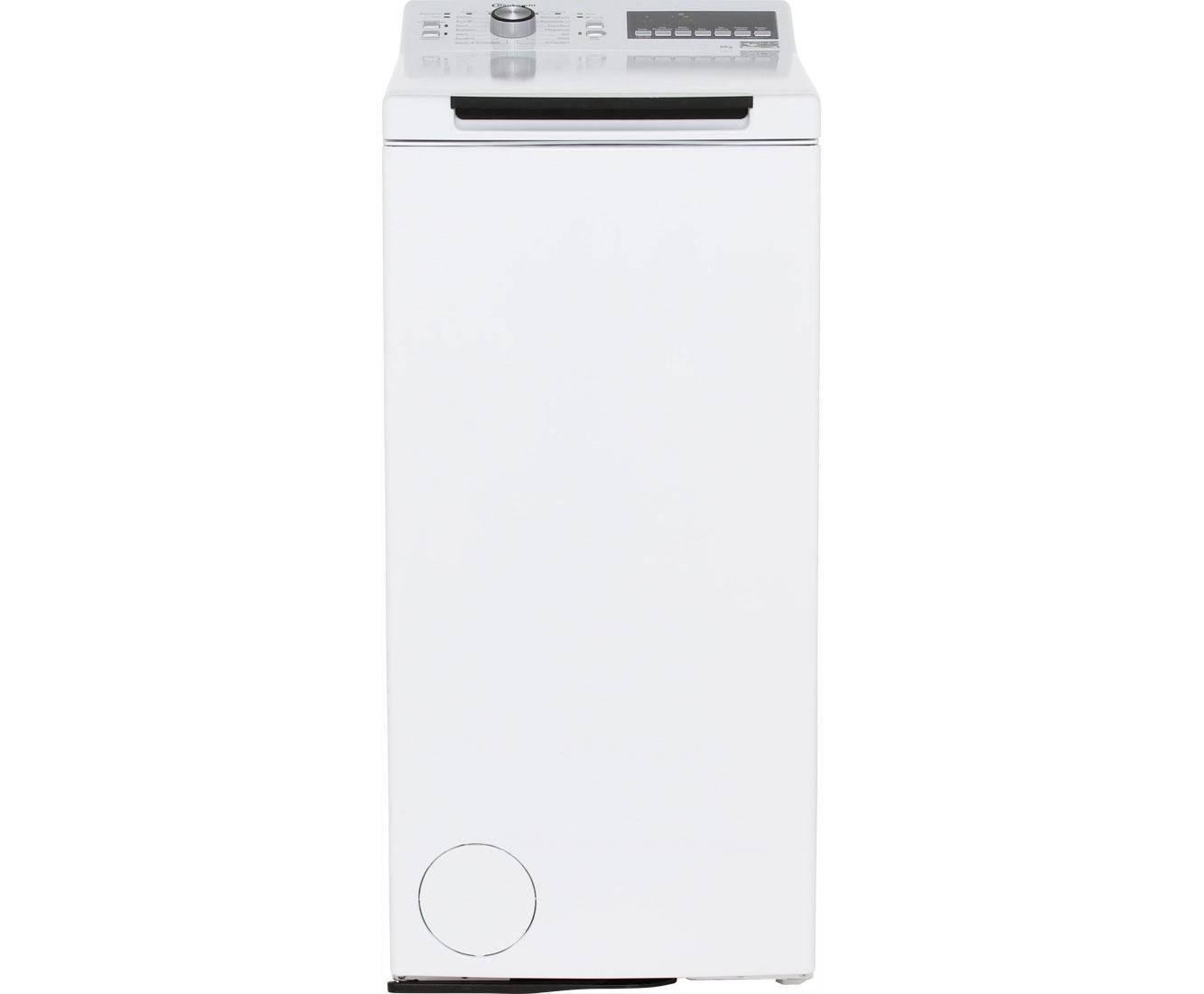 Bauknecht WAT Prime 652 Z Waschmaschine Toplader, 6 Kg, 1200 U/Min, A+++