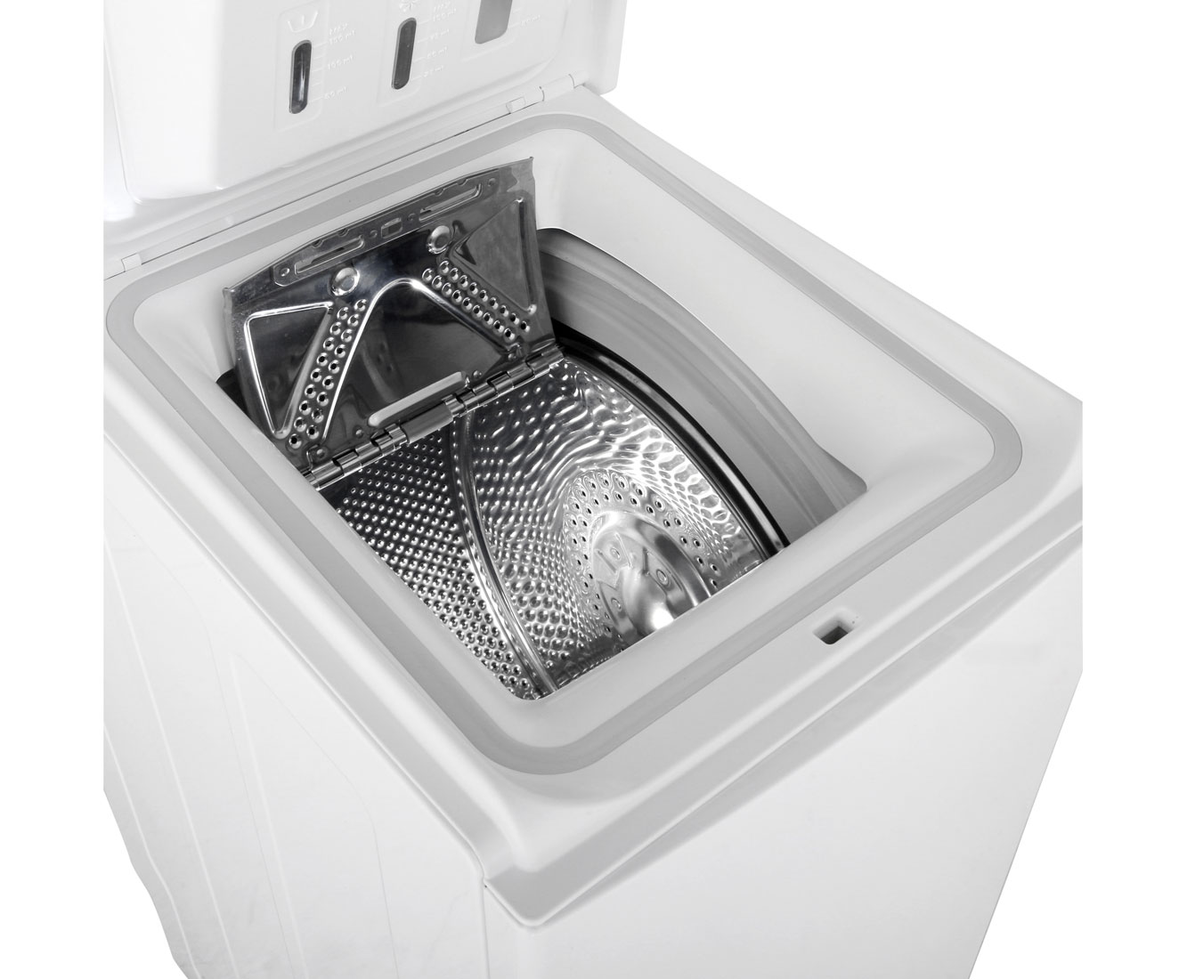 Bauknecht wat prime 752 ps waschmaschine toplader 7 kg 1200 u min