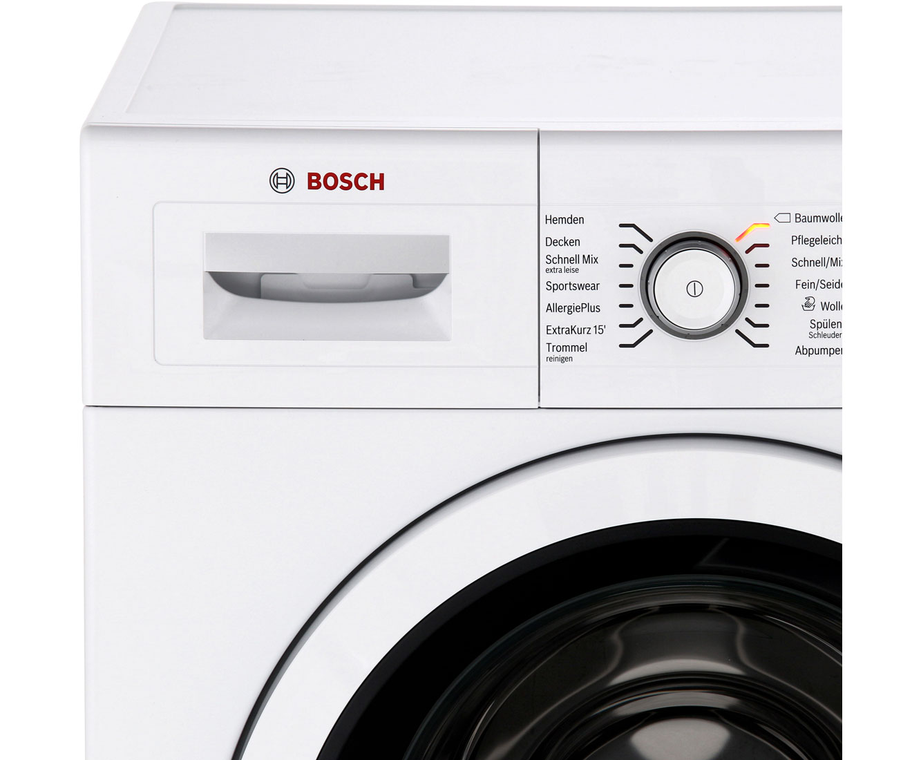 bosch waw28500 serie 8 waschmaschine freistehend weiss neu ebay. Black Bedroom Furniture Sets. Home Design Ideas