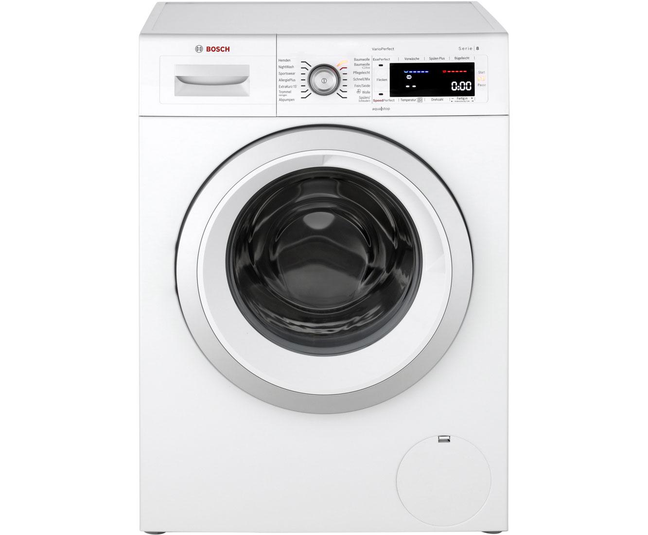 Serie 8 WAW28570 Waschmaschinen - Weiss