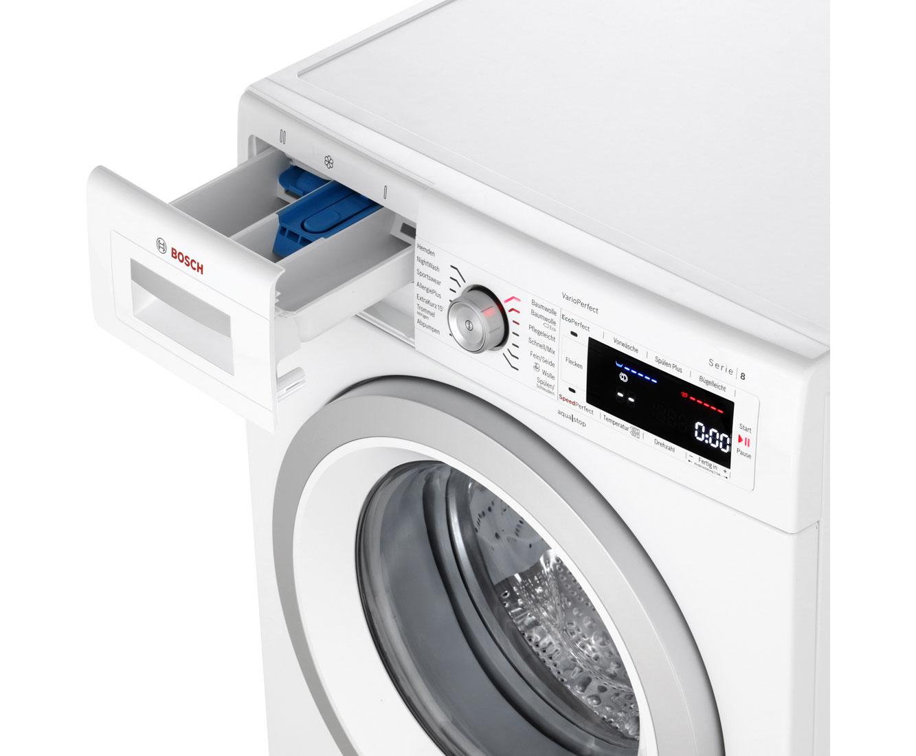 Bosch Serie 8 Waw28570