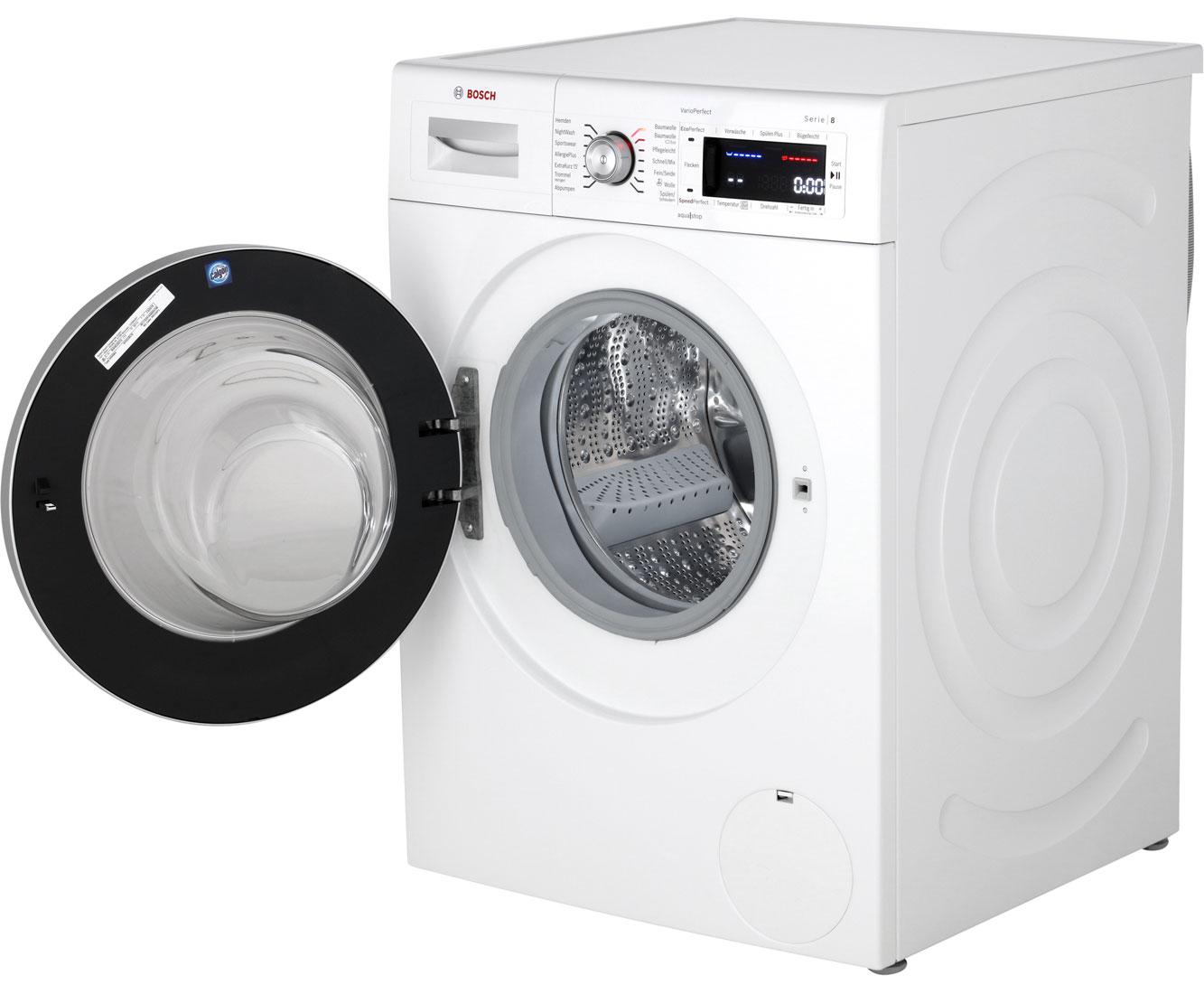 Bosch WAW28570 Waschmaschine Serie 8 Freistehend Weiß Neu