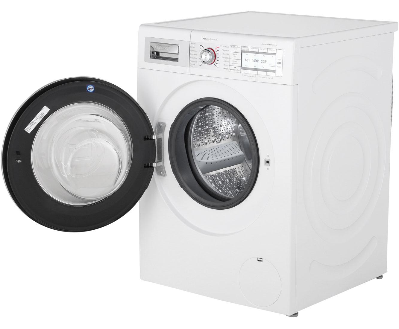 bosch way287w5 waschmaschine homeprofessional freistehend. Black Bedroom Furniture Sets. Home Design Ideas