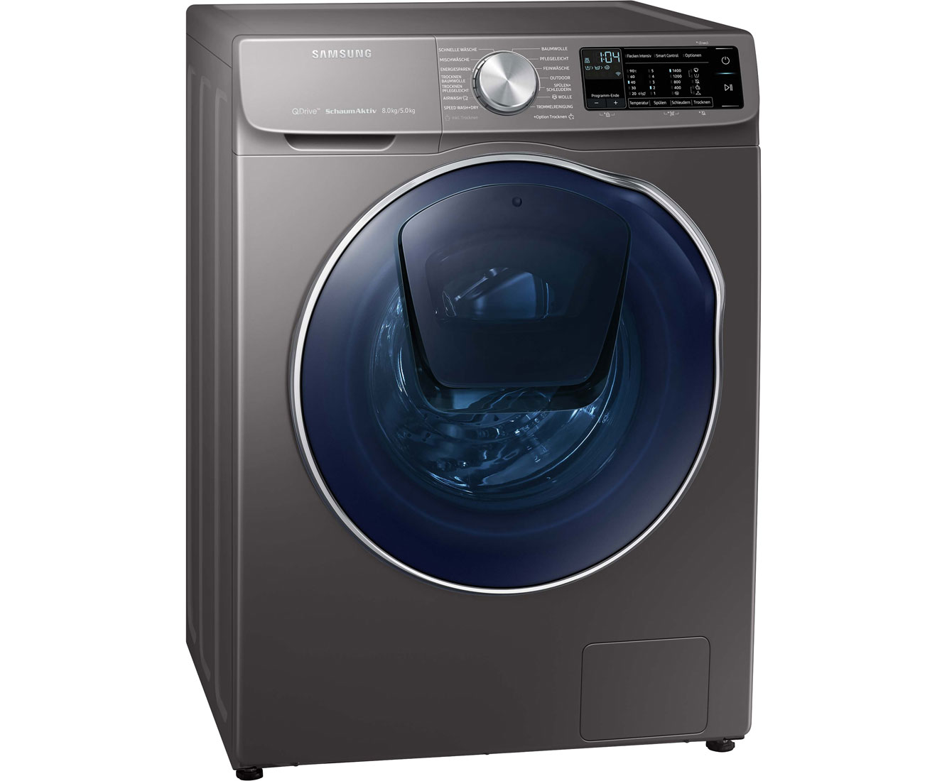 Samsung wd80n642oox eg waschtrockner 8 kg waschen 5 kg trocknen