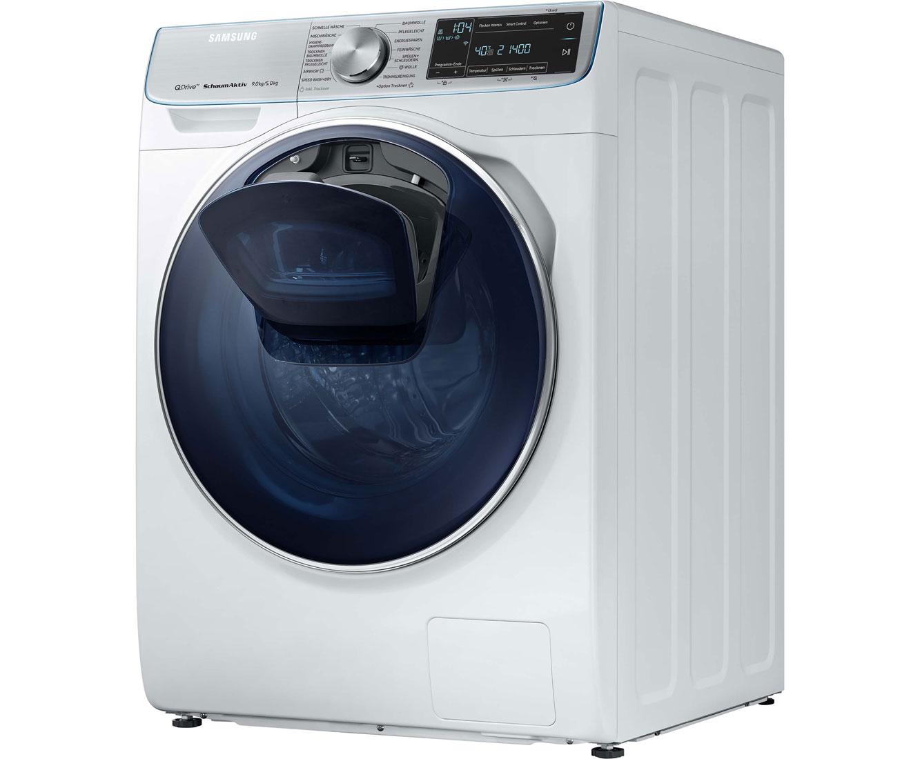 Samsung wd91n740noa eg waschtrockner 9 kg waschen 5 kg trocknen