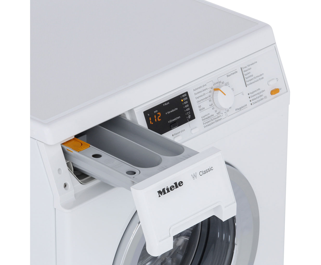 miele wda 110 wcs preis excellent miele kg extra quiet washing machinewkb preironing feature. Black Bedroom Furniture Sets. Home Design Ideas