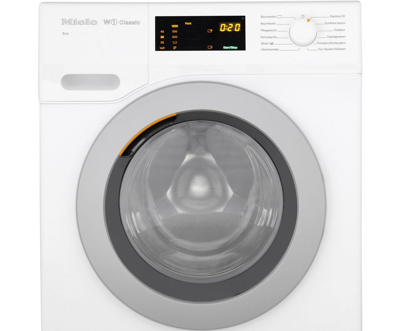 Miele WDB 005 WCS Waschmaschine - Weiß, 7 kg, 1400 U/Min, A+++