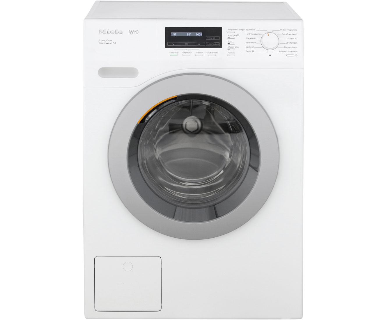 Miele SpeedCare WKF 311 WPS Waschmaschine 8 kg, 1400 U/Min, A+++