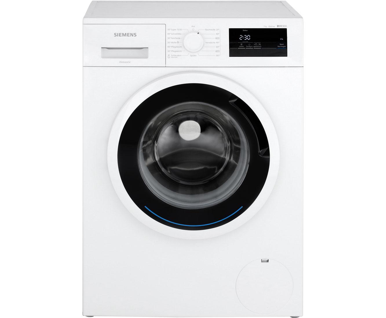 Siemens wm14n0a1 waschmaschine 7 kg 1400 u min a
