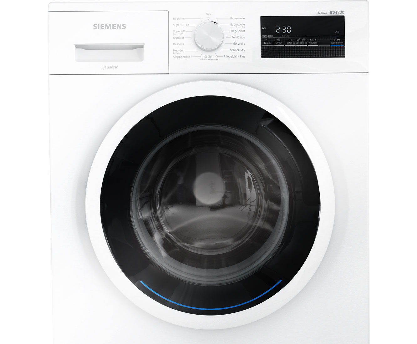 Siemens iq300 wm14n121 waschmaschine 7 kg 1400 u min a