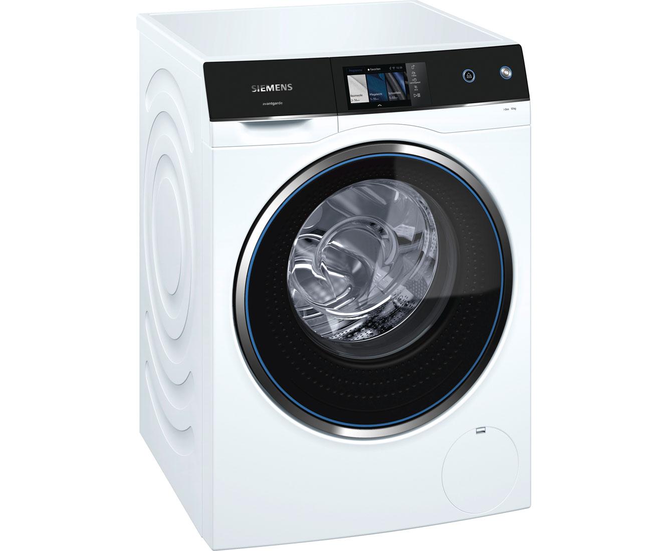 Siemens avantgarde wm u eu waschmaschine kg u min a