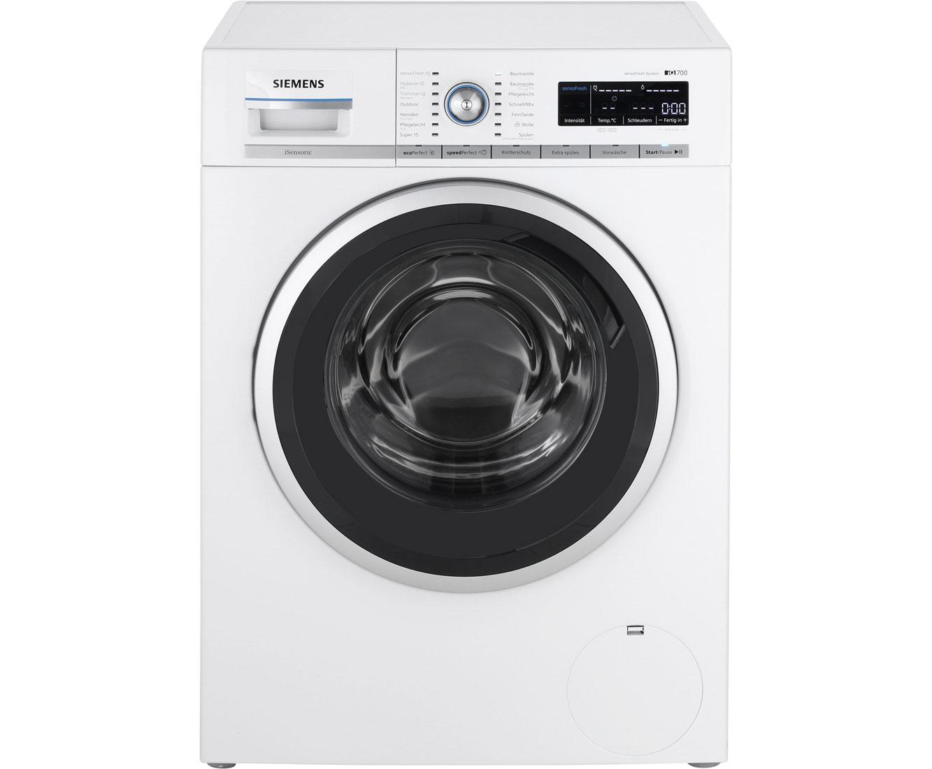 Waschmaschine Siemens A Preisvergleich O Die Besten Angebote Online