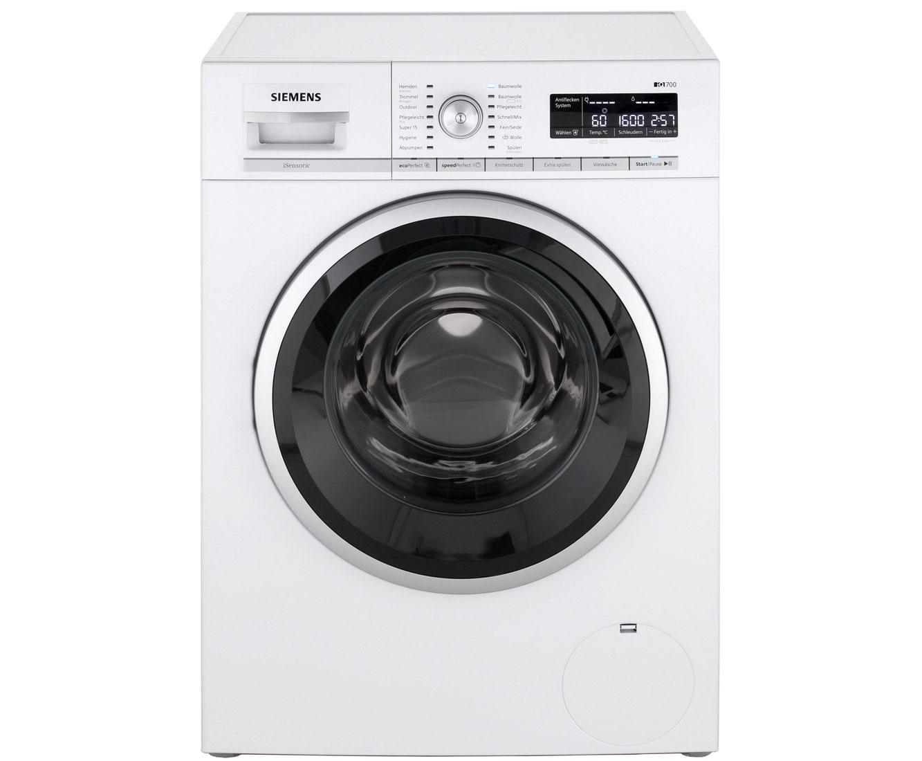 WM16W541 Waschmaschinen - Weiss