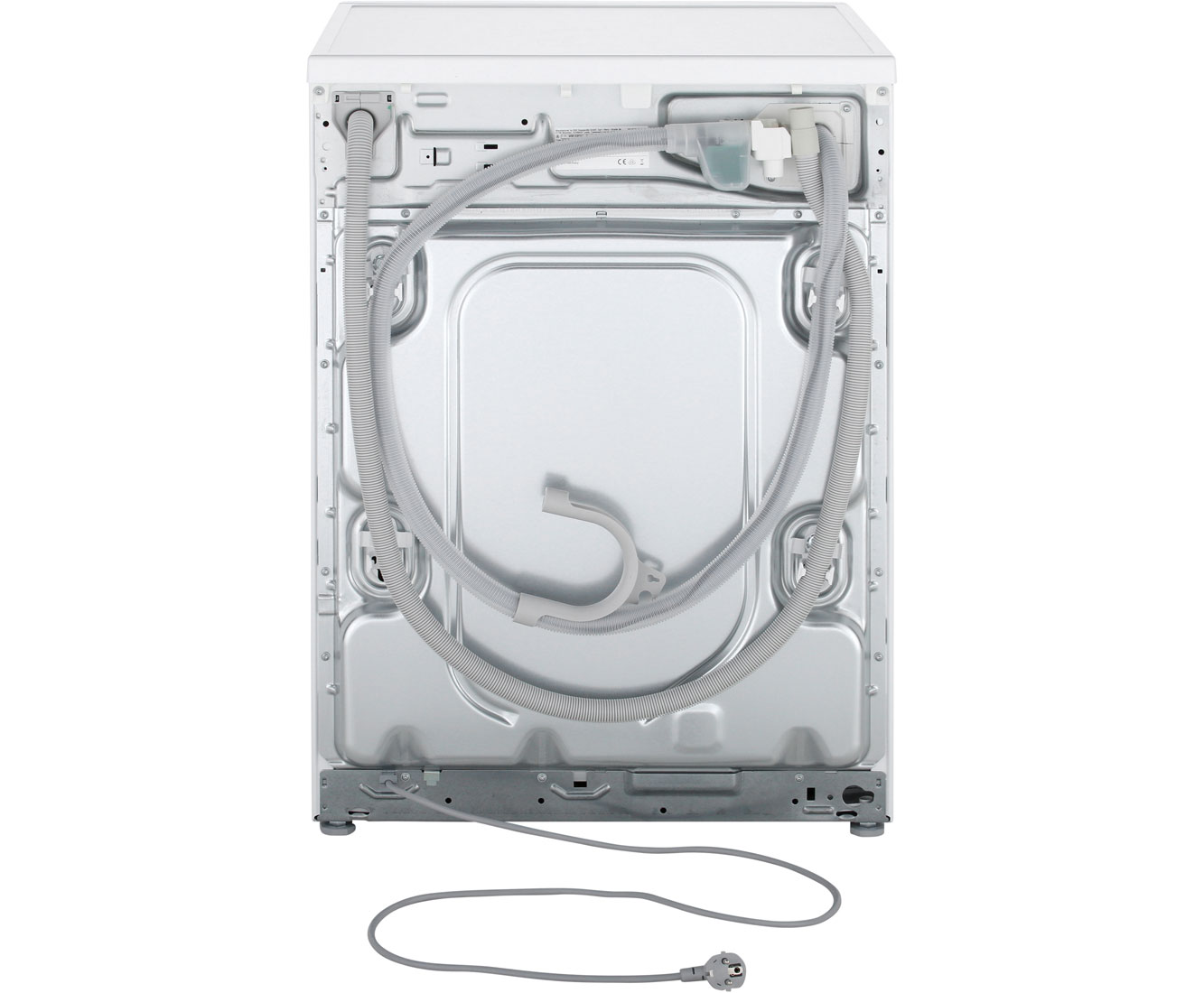 Siemens wm16w541 waschmaschine weiß 8 kg 1600 u min a