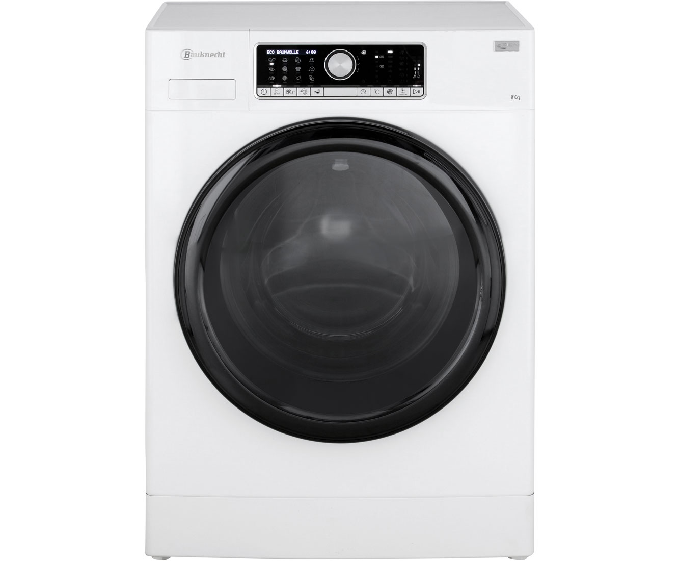 PremiumCare WM Style 824 ZEN Waschmaschinen - Weiss