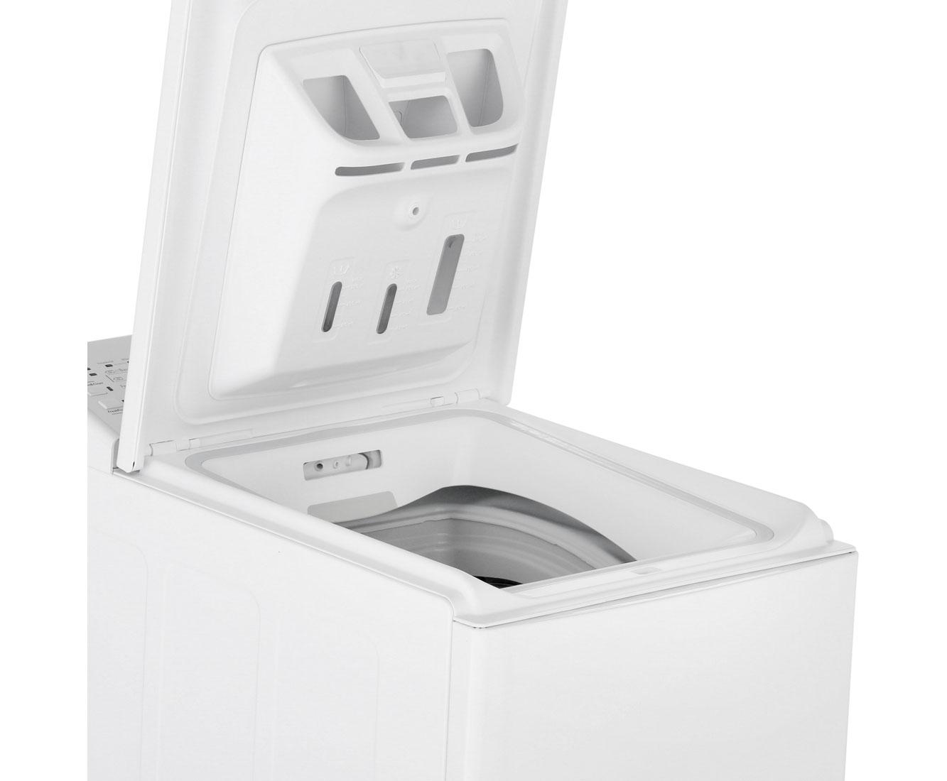 Bauknecht wmt ecostar di waschmaschine toplader kg u