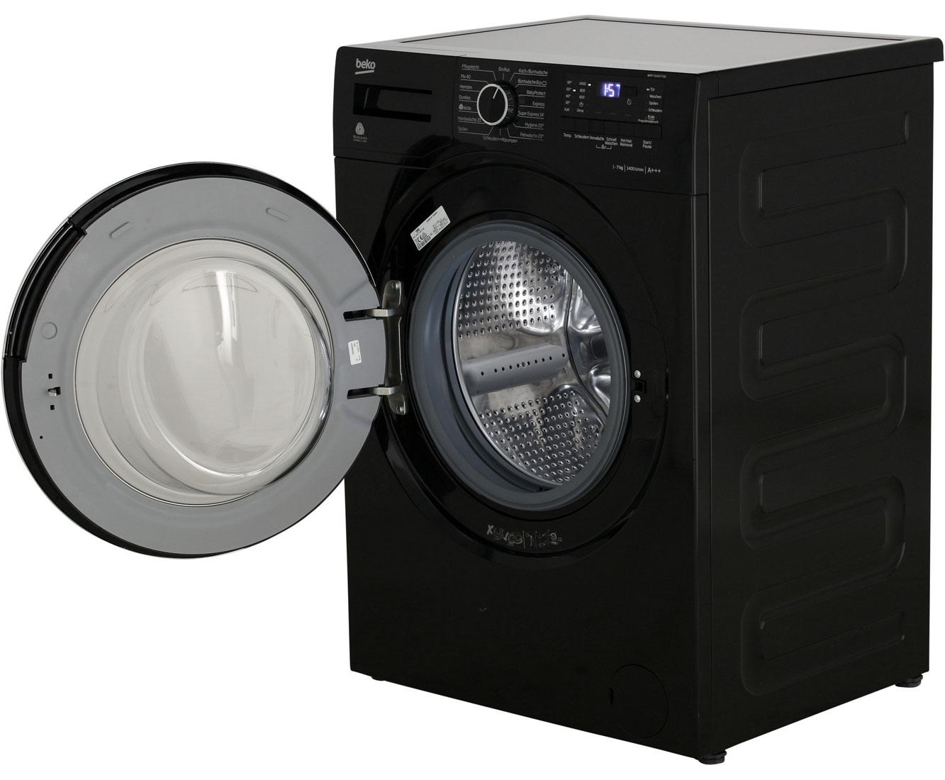 Beko WMY 71433 PTE Waschmaschine Freistehend Blau Neu