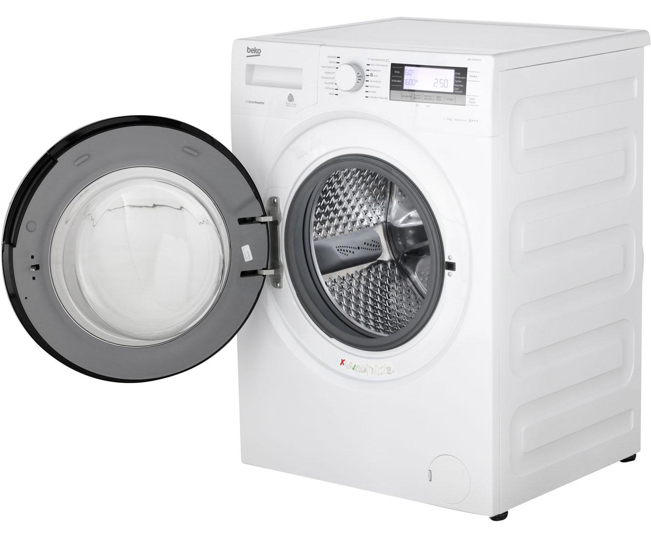 beko wmy 71643 ptle green line serie waschmaschine freistehend wei neu ebay