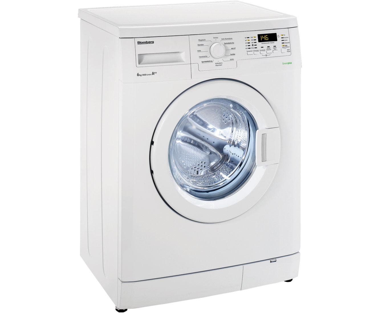 Blomberg waf 71620 waschvollautomat weiss eek a von for Blomberg waschmaschinen