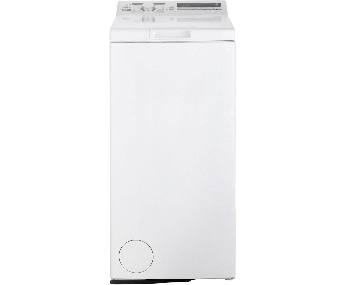 Siemens iq wp t waschmaschine toplader kg u min a