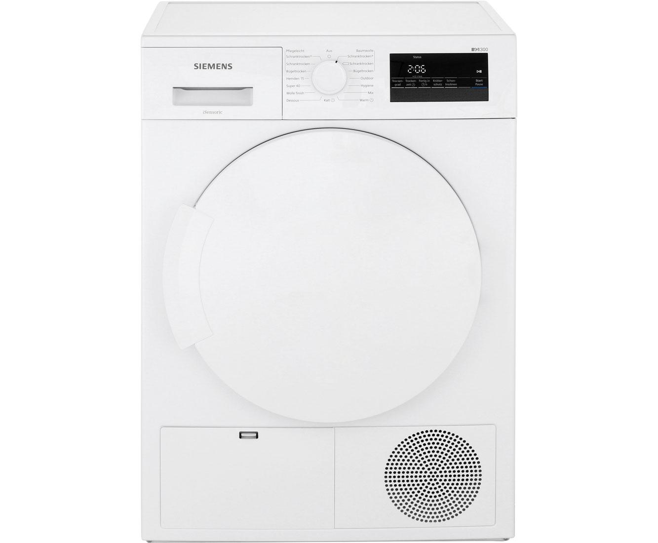 Siemens siwamat plus waschmaschine toplader voll