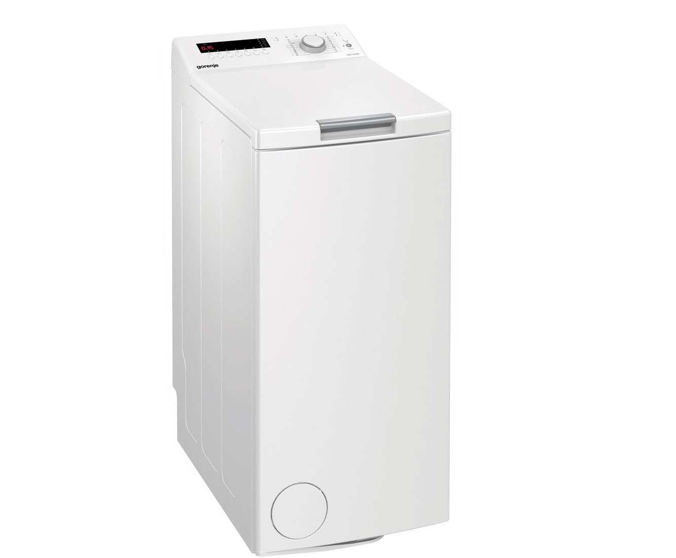 Gorenje wt waschmaschine toplader kg u min a