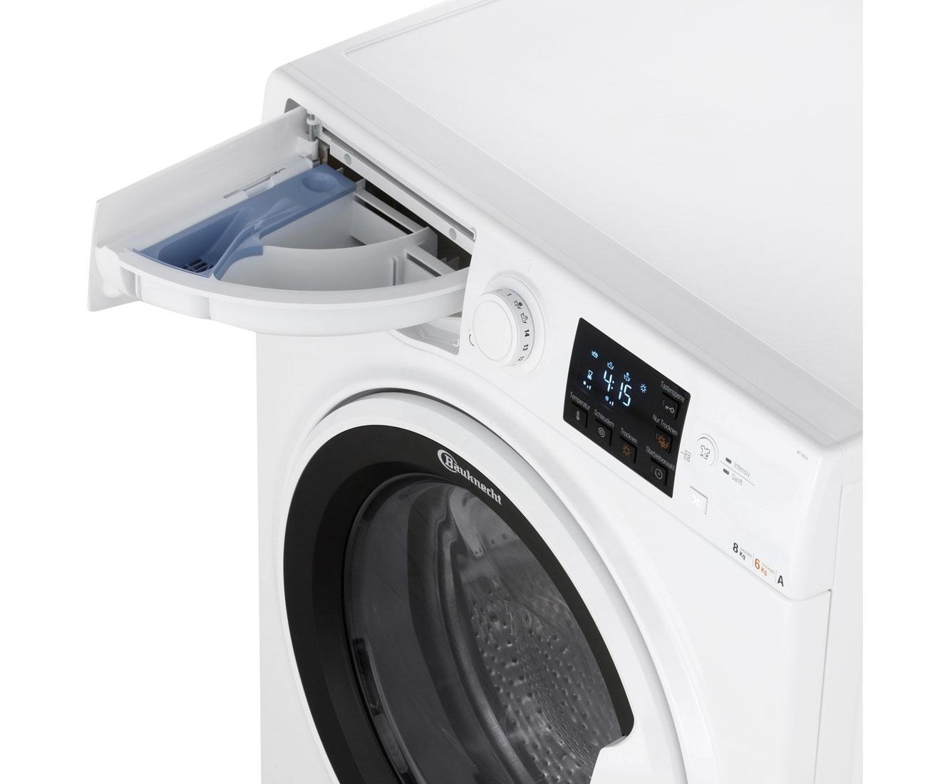Bauknecht wt g de waschtrockner kg waschen kg trocknen