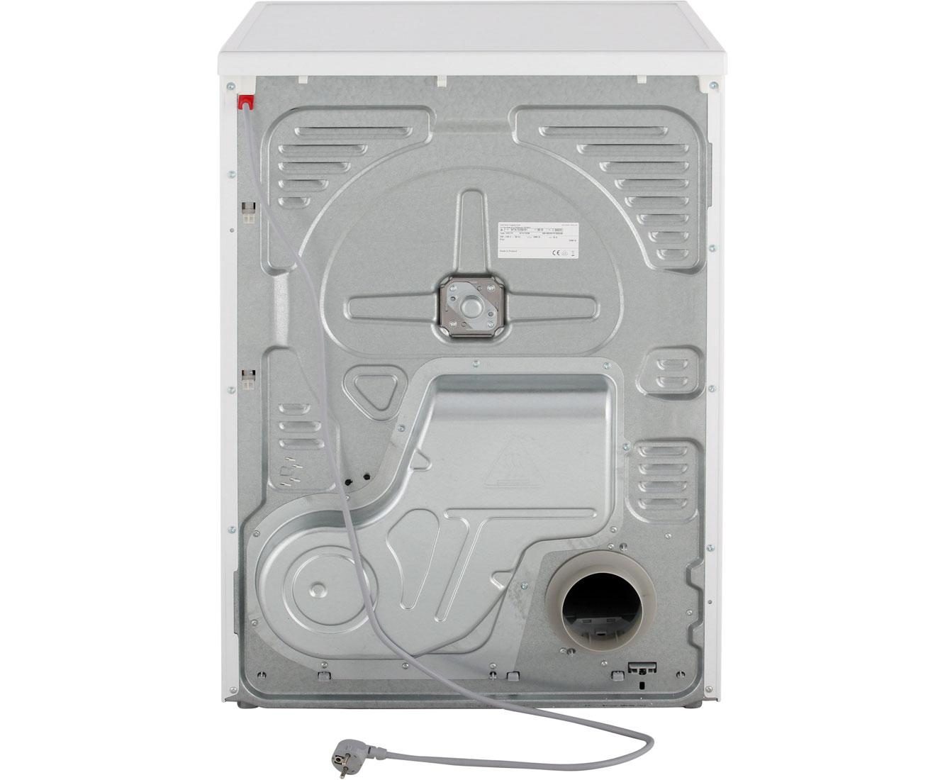 Bosch serie 4 wta73200 ablufttrockner 7 kg weiß