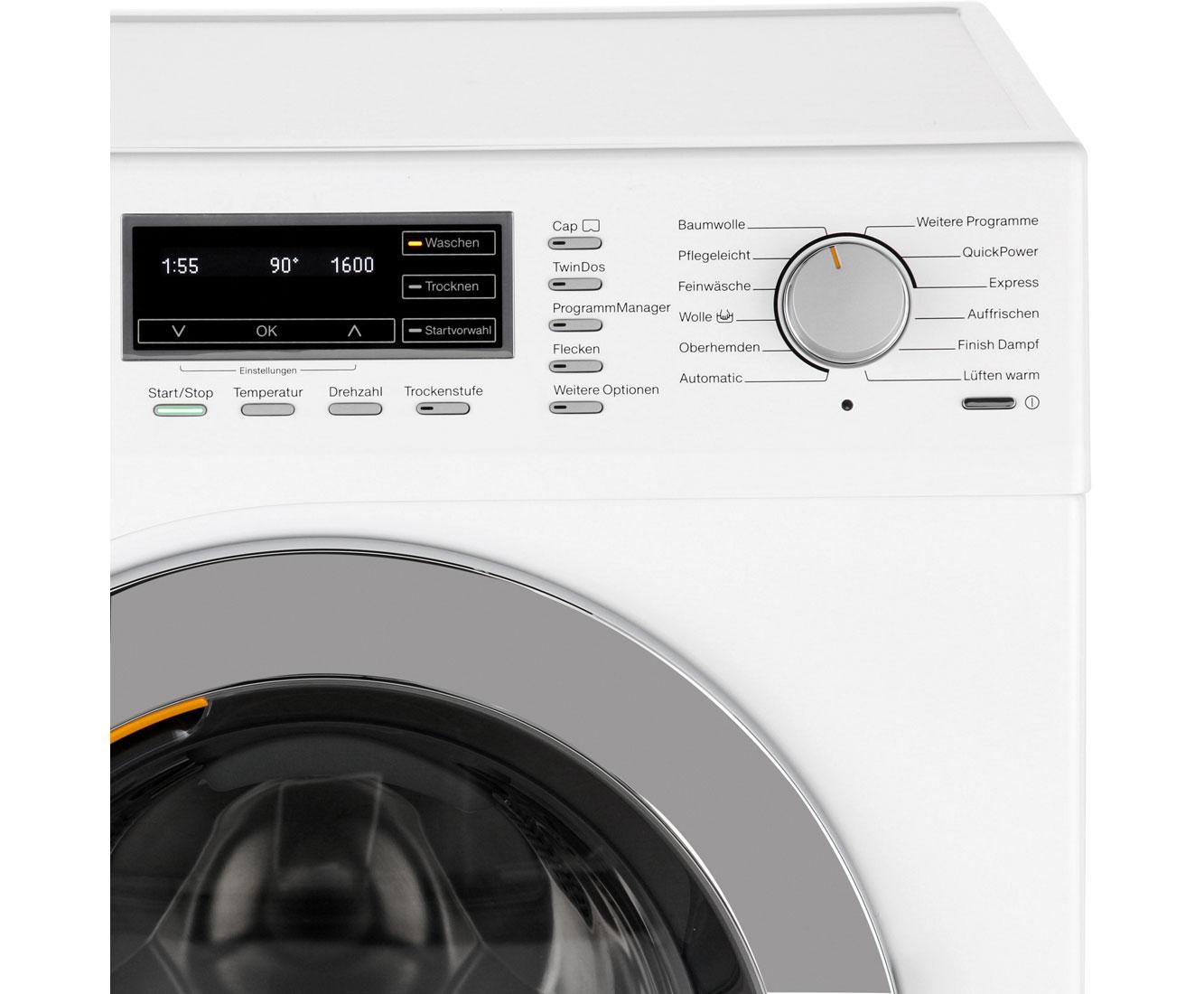 Waschtrockner miele wt1: miele wth 730 wpm waschtrockner