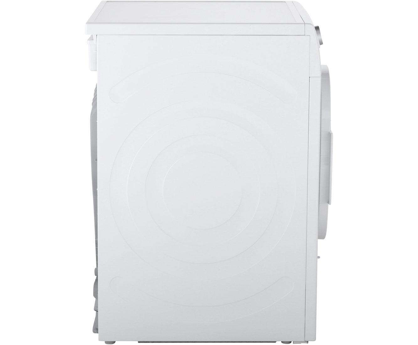Bosch serie wth wärmepumpentrockner kg weiß a
